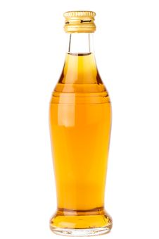 Bottle With Strong Drinks Stock Image
