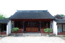 Free Classical Chinese Garden Stock Images - 15181994