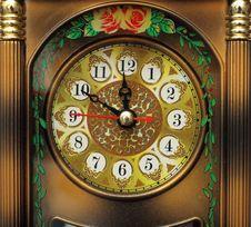 Free Clock Desktop Royalty Free Stock Image - 15182066
