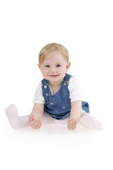 Free Merry Infant Royalty Free Stock Photography - 15182117