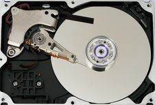 Free Hard Disk Royalty Free Stock Image - 15182176
