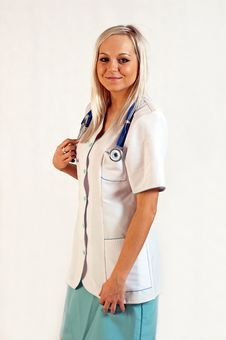 Free Nurse Royalty Free Stock Photography - 15182677