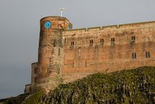 Free Bamburgh Castle Royalty Free Stock Photos - 15182778