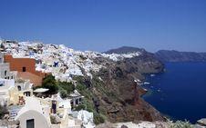 Free Santorini Royalty Free Stock Image - 15183206
