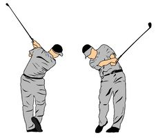 Free Golf Swing Stock Photos - 15183223