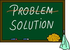 Free Problem / Solution Stock Photography - 15183292