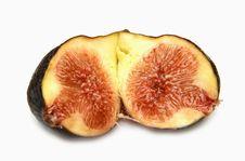 Fresh Fig Royalty Free Stock Image