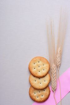 Free Fresh Cookies Stock Photography - 15184312