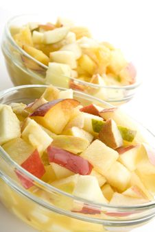 Free Fruit Salad Royalty Free Stock Images - 15185049