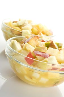 Free Fruit Salad Royalty Free Stock Image - 15185066