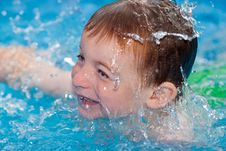Free Water Fun Royalty Free Stock Image - 15185716