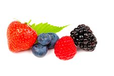 Free Berries Royalty Free Stock Photos - 15186168