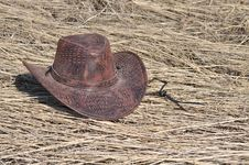 Free Cowboy Style, Hat Royalty Free Stock Photos - 15186748