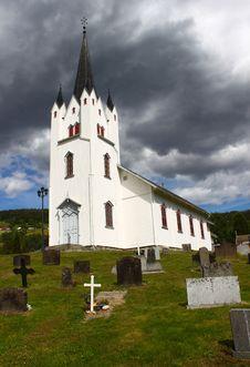 Free Eggedal Church Stock Photos - 15187233