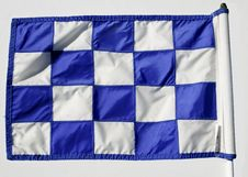 Free Golf Flag Stock Images - 15188304