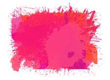 Free Pink Splash Royalty Free Stock Photo - 15189255