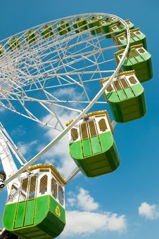 Free Ferris Wheel Royalty Free Stock Photos - 15189528