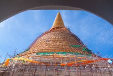 Free A Famous Pagoda In Thailand Royalty Free Stock Photo - 15189835