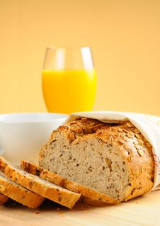 Free Fresh Bread Royalty Free Stock Images - 15189839