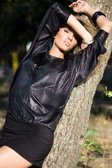 Free Beautiful Sexy Woman Royalty Free Stock Image - 15189976