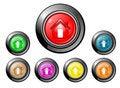 Free Icon Button Series - Home Royalty Free Stock Photos - 15190638