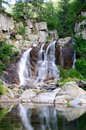 Free Waterfall In Brembana Valley Royalty Free Stock Image - 15199606