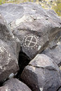 Free Ancient Circular Petroglyph Stock Photo - 15199970