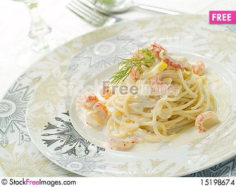 Free Spaghetti Stock Images - 15198674