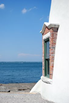 Free Lighthouse Window Stock Photos - 15191203