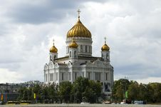 Free Cathedral Of Christ The Saviour Royalty Free Stock Images - 15191349