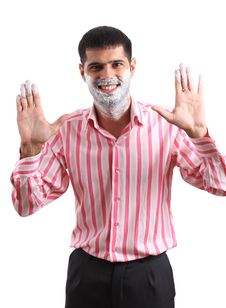 Free Shaving Royalty Free Stock Photography - 15191397