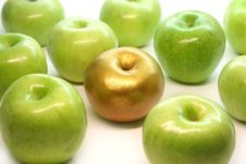 Free Golden Apple Stock Photos - 15191943
