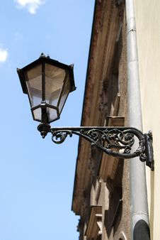 Free Street Lamp Stock Photography - 15192142