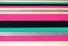 Colorful Boarded Background Royalty Free Stock Images