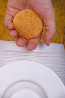 Free Stealing From Cookie Jar Stock Photo - 15192480