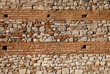 Free Details Of Nicopolis Archeological Site Stock Images - 15192564