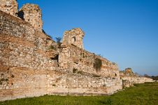 Free Details Of Nicopolis Archeological Site Royalty Free Stock Images - 15192569