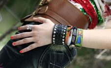 Free Hand Stock Image - 15192901