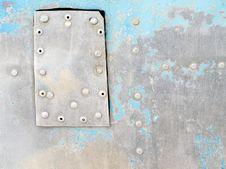 Free Metal Surface. Royalty Free Stock Image - 15193036