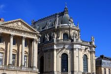 Free Versailles Palace Stock Image - 15193281