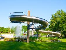 Free Aquapark Constructions Stock Photos - 15193393