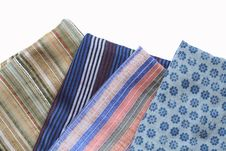 Free Various Fabric Stock Images - 15193684