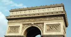 Free Triumphal Arch Stock Images - 15196784