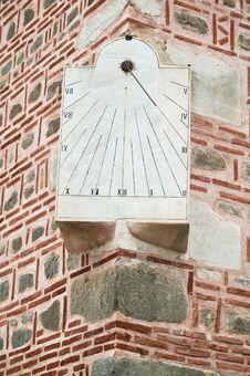 Free Sundial Royalty Free Stock Image - 15197036