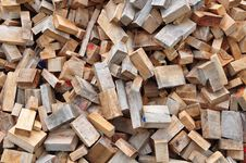 Free Wooden Chip Background Royalty Free Stock Image - 15197866