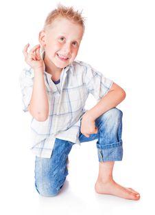 Free Little Boy Stock Image - 15198831