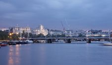 Free London At The Evening Royalty Free Stock Images - 15199689