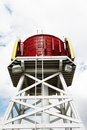 Free Red Water Tower Stock Images - 1520074