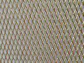 Free Background From Metal Painted Net Royalty Free Stock Photography - 1520677