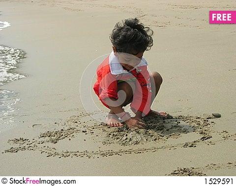 Free Carefree Childhood Stock Image - 1529591